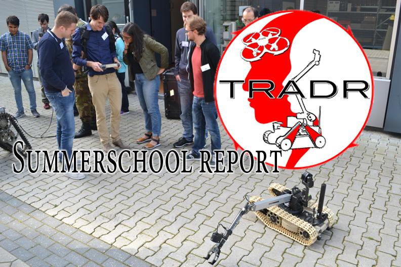 TRADR SIKS summerschool 2017 - Pinch of Intelligence