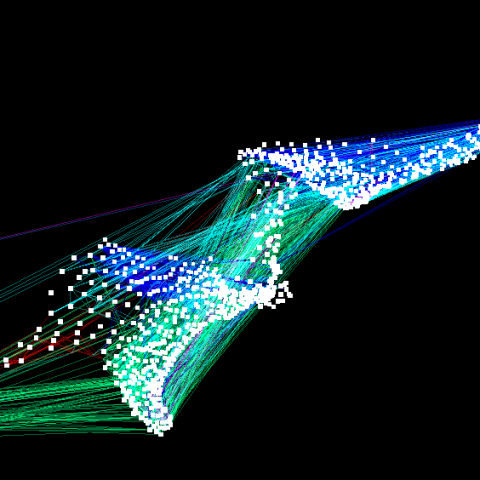 VR brain visualisation