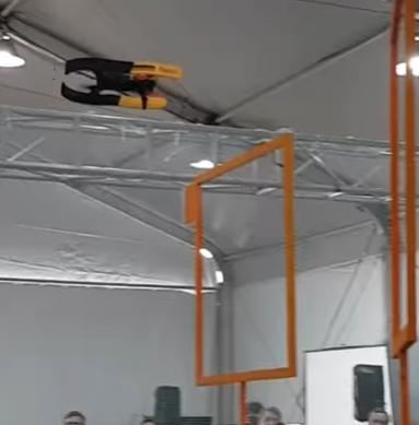 Autonomous drone race
